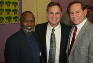 Muslim American Society Dinner With Imam Abdel And Author Mark Siljander